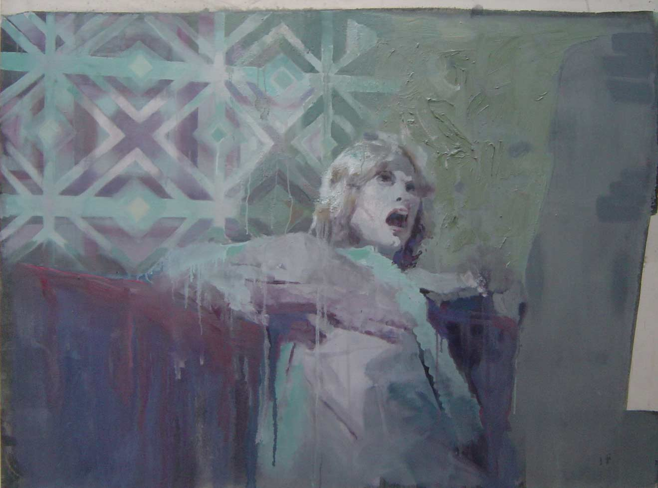 1970s, oil on canvas, 2005-07